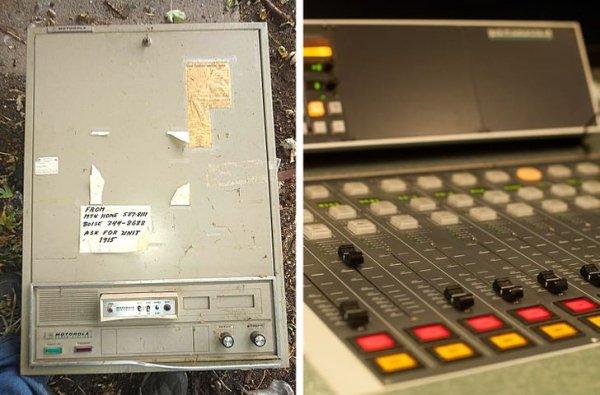 Радиостанция 20 лет назад и сейчас