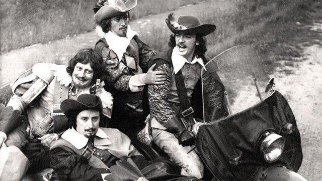 Д'Артаньян и три мушкетера, 1979 год, СССР