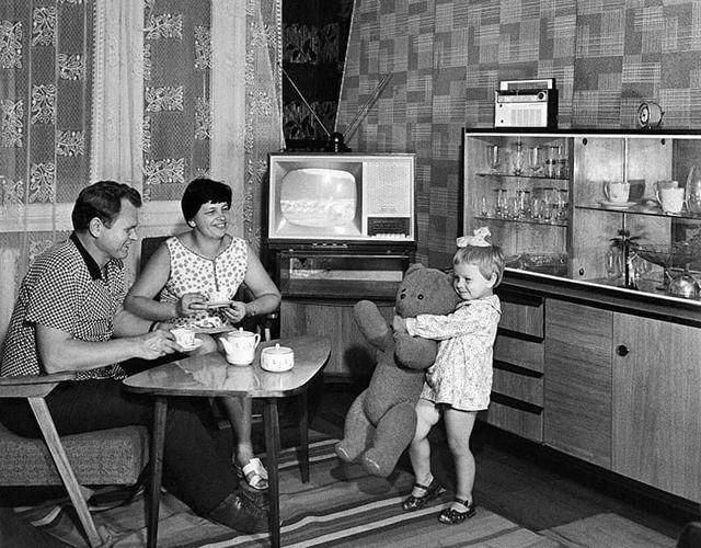 Квартира в СССР, 1970–е