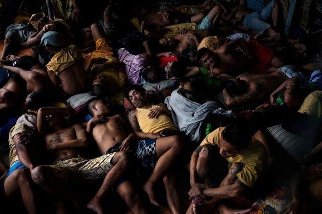 филиппинская тюрьма