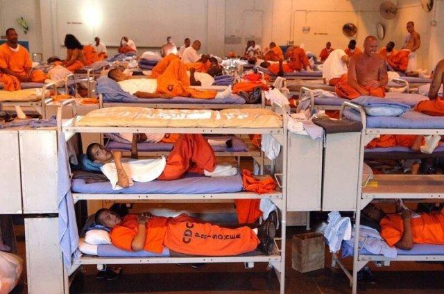 Тюрьма в Калифорнии