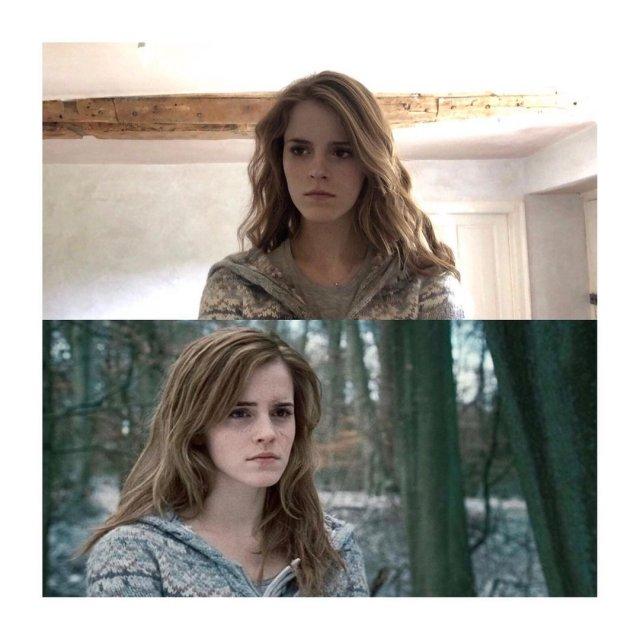 """Элла Нортон - точная копия звезды """"Гарри Поттера"""" Эммы Уотсон"""