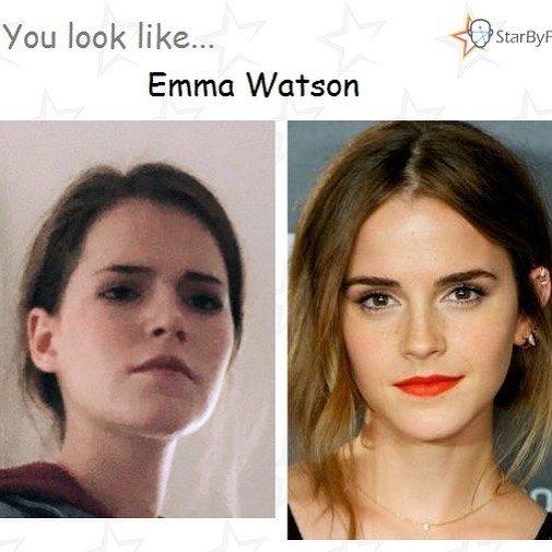 """Элла Нортон - точная копия звезды """"Гарри Поттера"""" Эммы Уотсон Элла Нортон - точная копия звезды """"Гарри Поттера"""" Эммы Уотсон"""