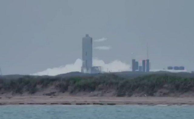 Эпичный взрыв ракеты SpaceX Starship