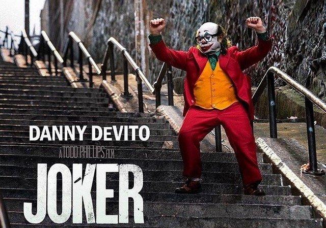 Дэнни ДеВито - Джокер