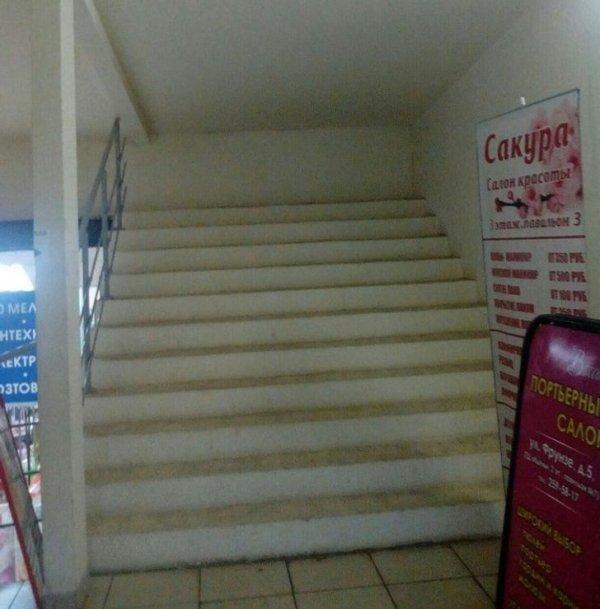 """Фотография под названием """"Моя карьерная лестница"""""""