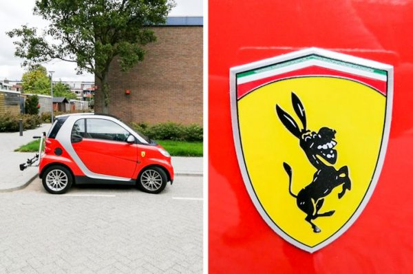 Когда-нибудь Smart вырастет и станет Ferrari