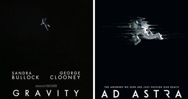 Гравитация (2013) и К звёздам (2019)