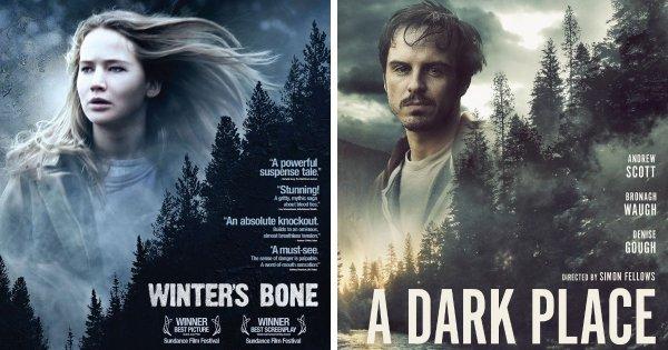Зимняя кость (2010) и Стальная страна (2018)