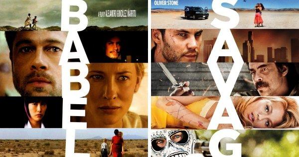 Вавилон (2006) и Особо опасны (2012)