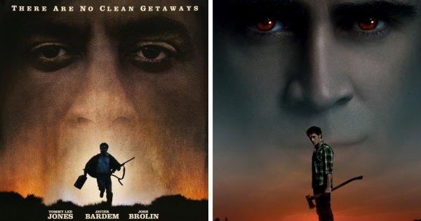 Старикам тут не место (2007) и Ночь страха (2011)