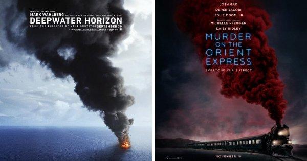 Глубоководный горизонт (2016) и Убийство в «Восточном экспрессе» (2017)