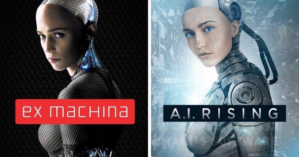 Из машины (2014) и Нимани (2018)