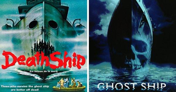Корабль смерти (1980) и Корабль-призрак (2002)
