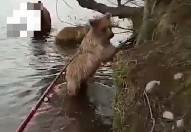 Действительно русская рыбалка