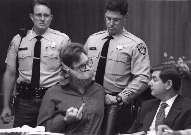 Калифорнийский убийца Кристофер Лайтси