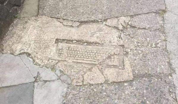 Не хватает бетонной мышки