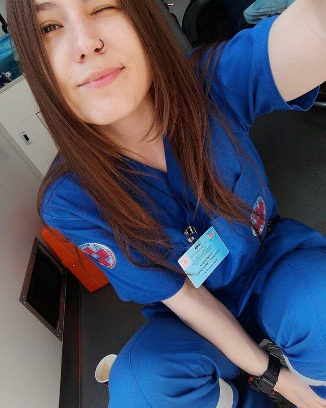 Девушки, которые посвятили свою жизнь медицине