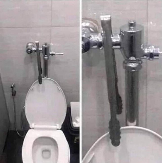 Фото из туалета