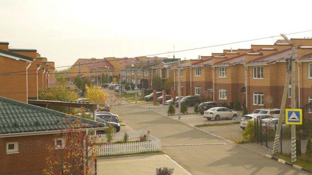 Дом Мигеля в Подмсковье