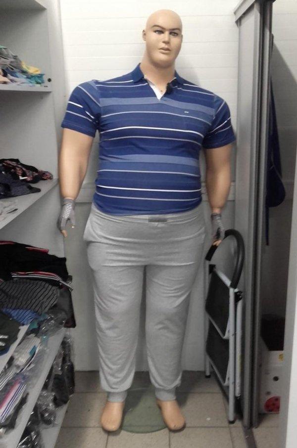 Пожалуйста, не бей меня, я куплю всю одежду