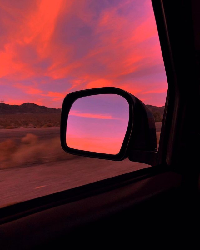 R y S h o r o s k y отражение в зеркале
