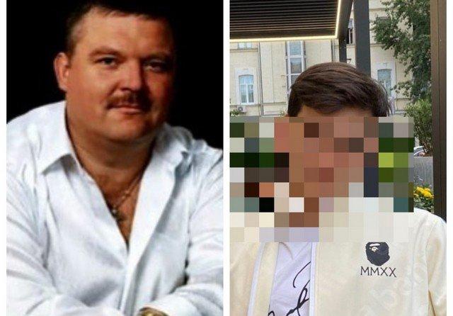 Михаил Круг и Александр Круг
