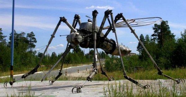 Памятник комару, Ноябрьск
