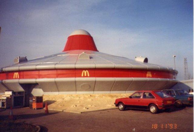 Ресторан McDonald's, 18 ноября 1993 года, Кембриджшир