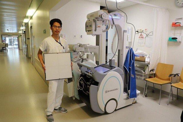 """Akershus University Hospital - """"обычная"""" районная больница в Норвегии"""