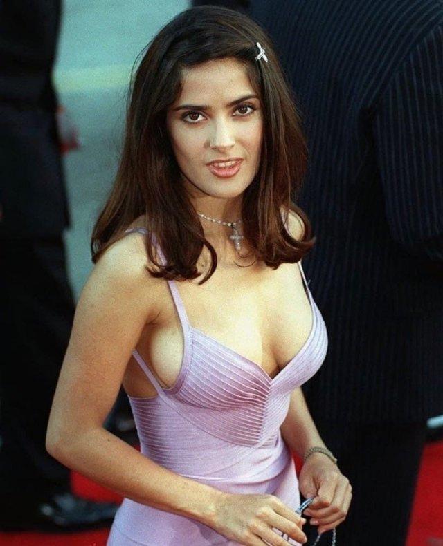 Сальма Хайек, 1998 год