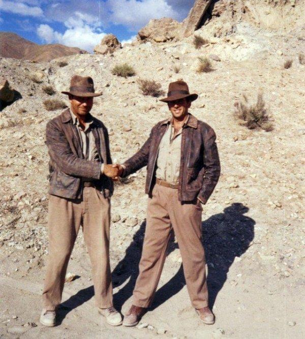 Индиана Джонс и его двойник