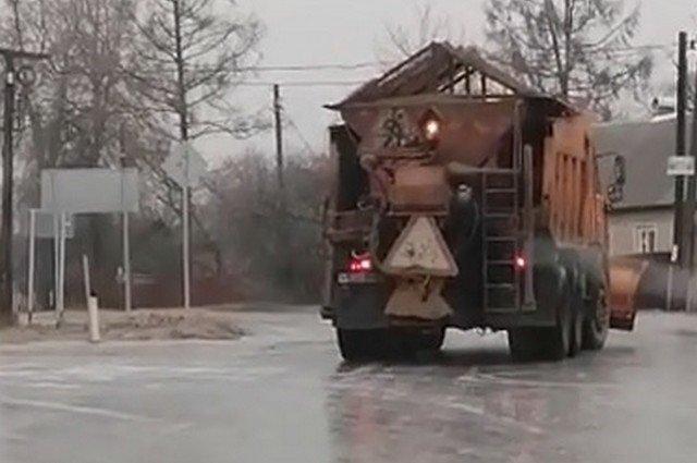 Снегоупбороная техника