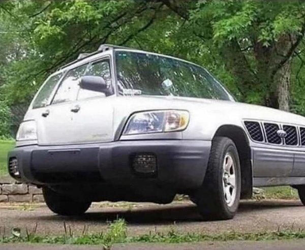 Если бы 2020 год был машиной