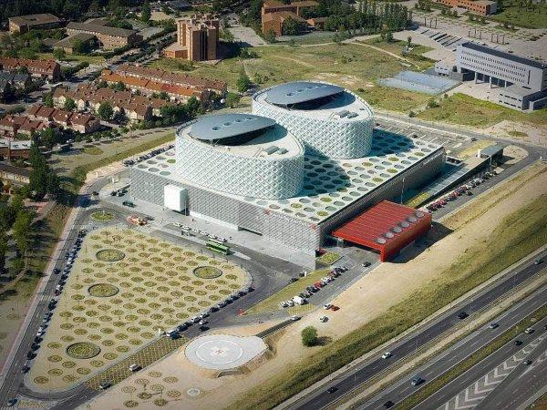 Hospital Universitario Rey Juan Carlos, Испания
