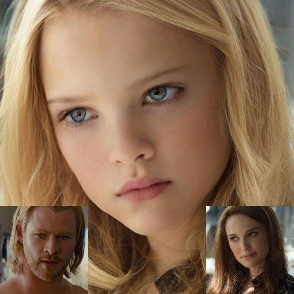 Дочь Тора и Джейн Фостер из «Тора» (2011)
