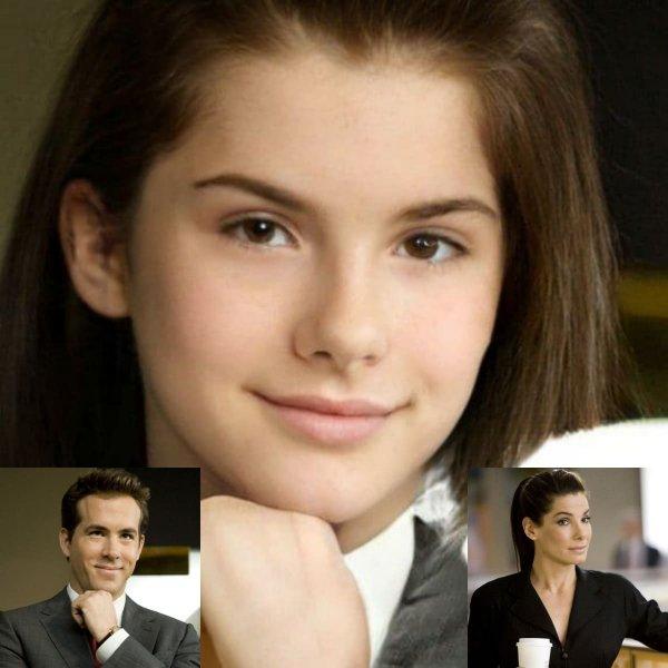 Дочь Эндрю Пэкстона и Маргарет Тейт из «Предложения» (2009)
