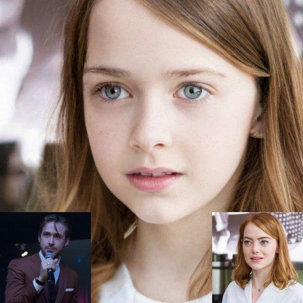 Дочь Себастьяна Уайлдера и Мии Долан из «Ла-ла Ленда» (2016)
