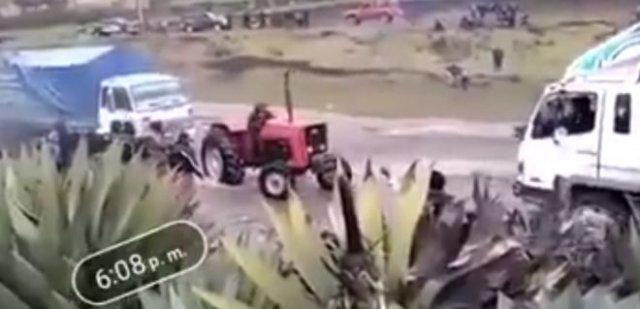 Как быстро и эффективно порвать трактор?