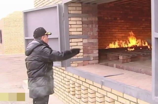 Президент Туркменистана Гурбангулы Бердымухамедов торжественно открыл печи для наркотиков