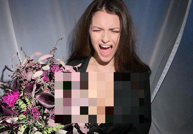 Маргарита Коновалова из Pussy Riot