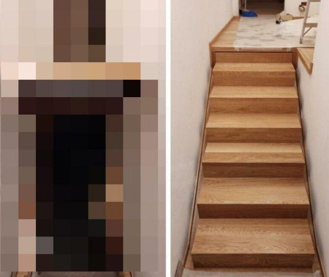 Итальянцы нашли в новом доме тайную комнату, спрятанную под лестницей