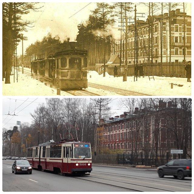Политехническая улица 29Профессорский дом1913-2020