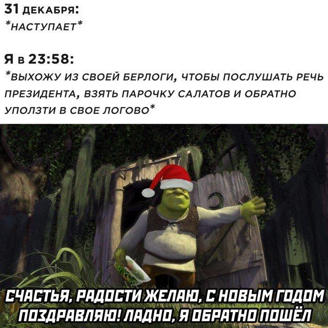 31 декабря и я