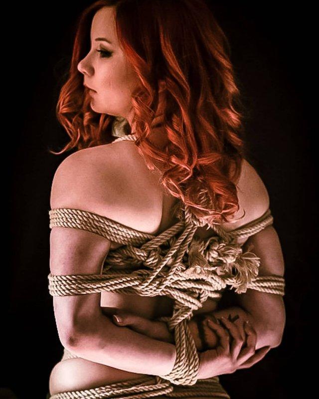Элис Литтл - самая дорогая проститутка США в веревках