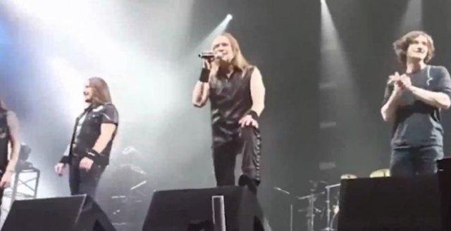 Кипелов повторил опыт Басты и устроил концерт в Москве