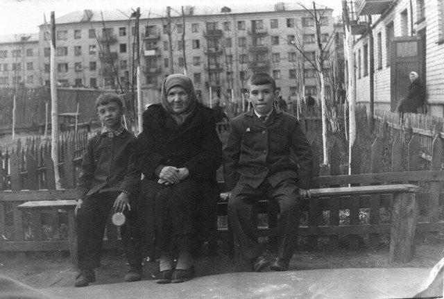 Новоселье, 1963 год, Одесса