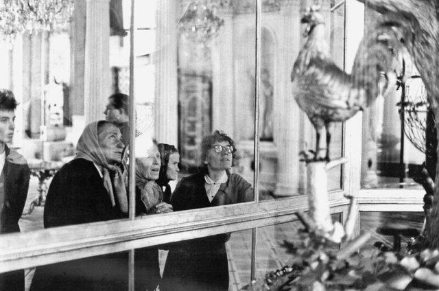 Из деревни в Эрмитаж, Ленинград. 1965