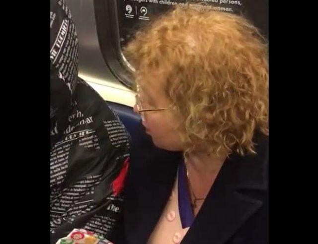 Женщина устроила скандал в метро и грозилась расправой из-за просьбы надеть маску