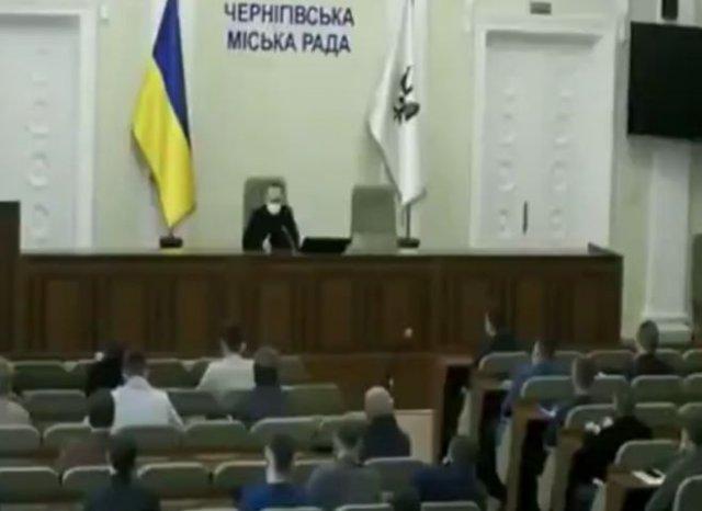 «Хоть с вором, хоть с президентом»: мэр Чернигова Владислав Атрошенко заговорил на «блатном» жаргоне